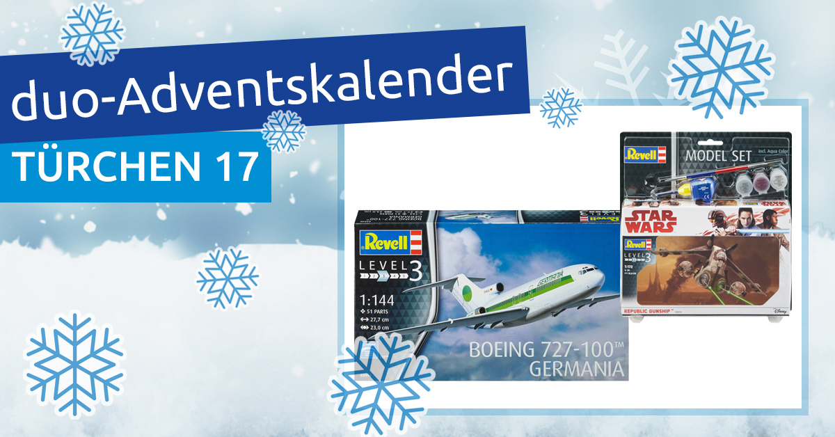 Adventskalender: Türchen 17