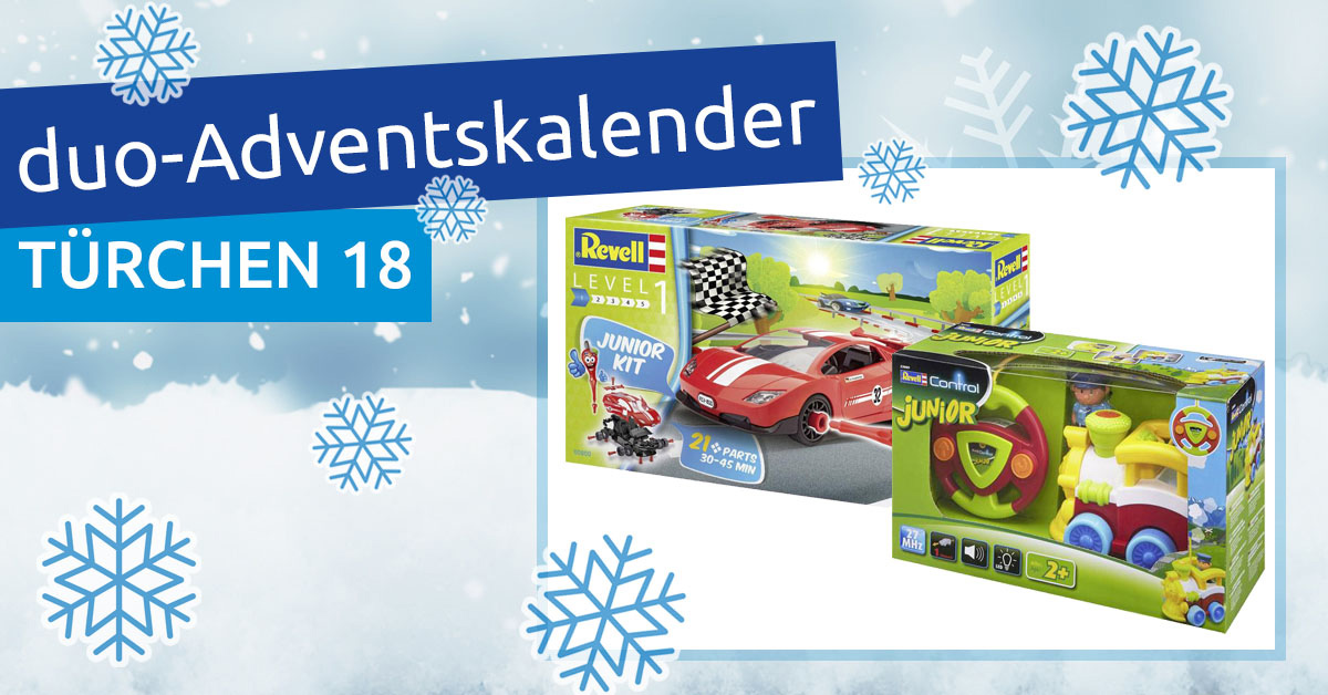 Adventskalender: Türchen 18