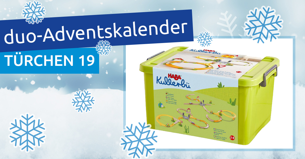 Adventskalender: Türchen 19