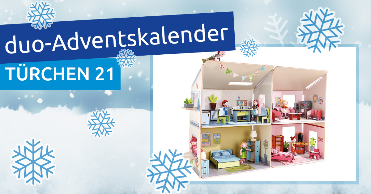 Adventskalender: Türchen 21