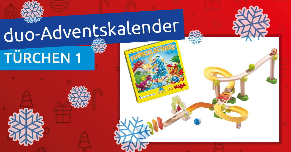 Adventskalender 2018 - Türchen 01