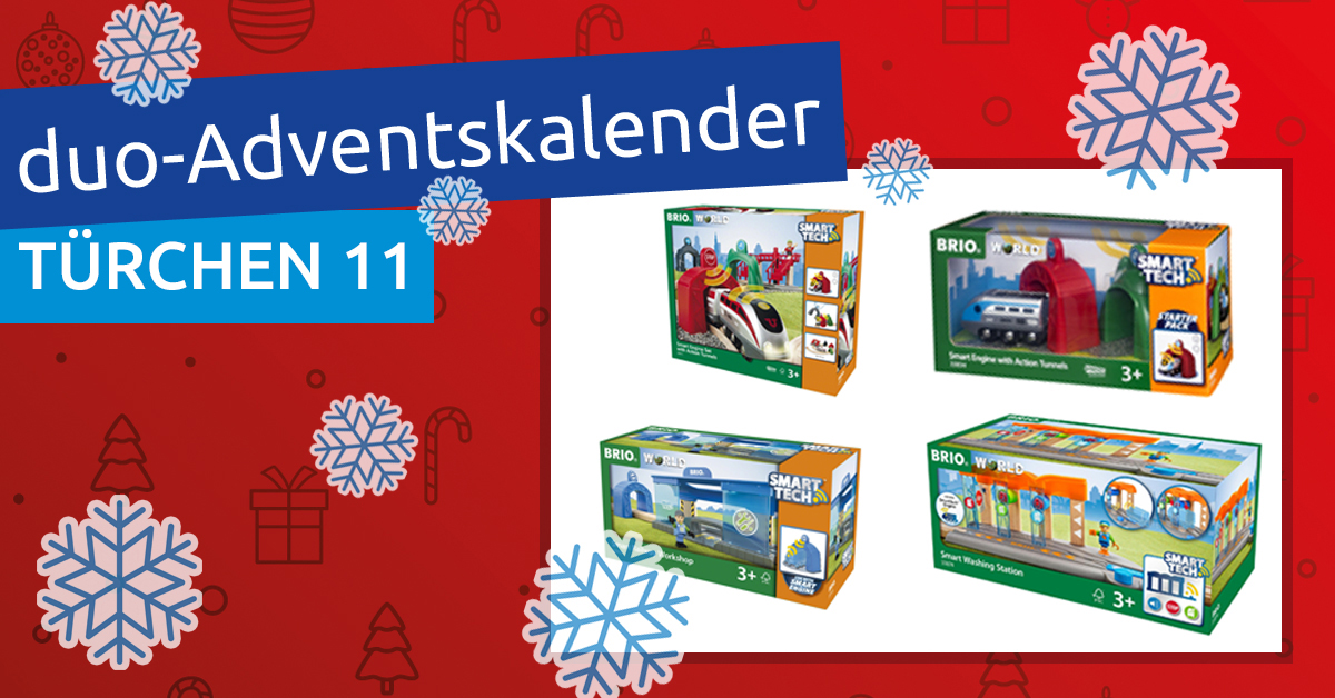 Adventskalender 2018 - Türchen 11