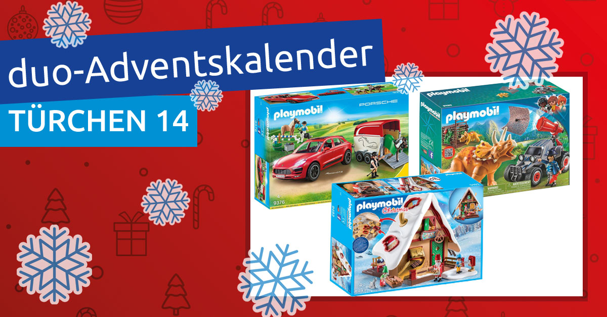Adventskalender 2018 - Türchen 14