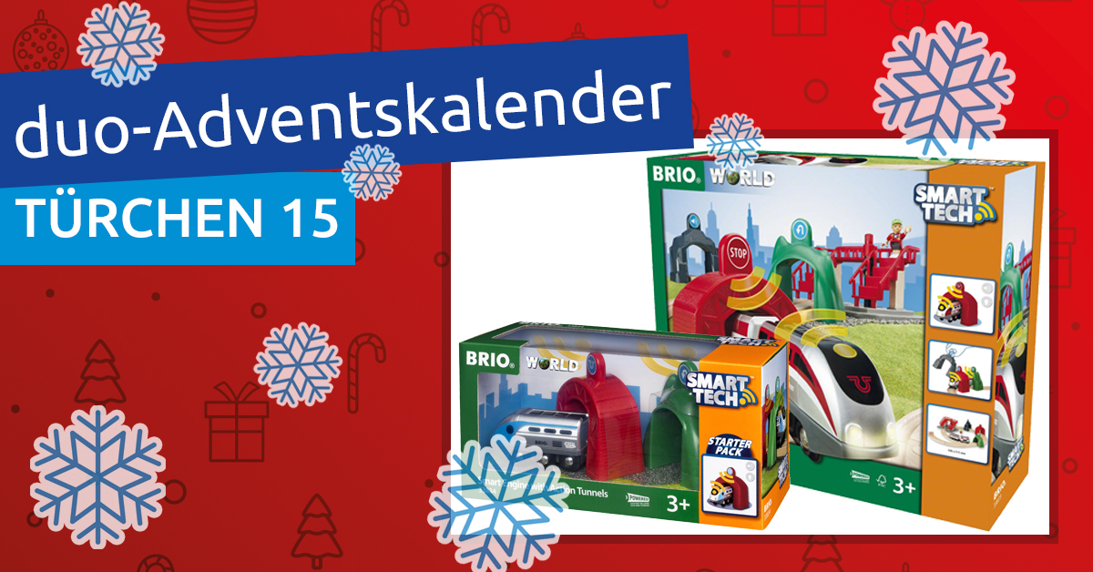 Adventskalender 2018 - Türchen 15