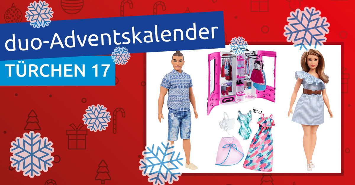 Adventskalender 2018 - Türchen 17