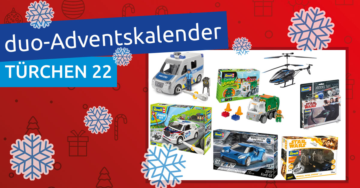 Adventskalender 2018 - Türchen 22