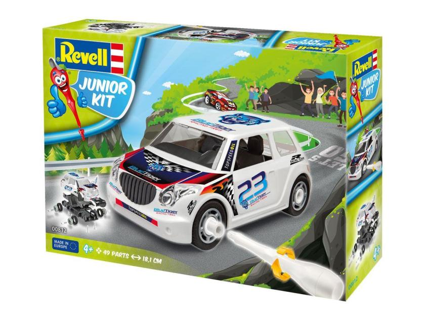 Revell Junior Kit Rallye Car