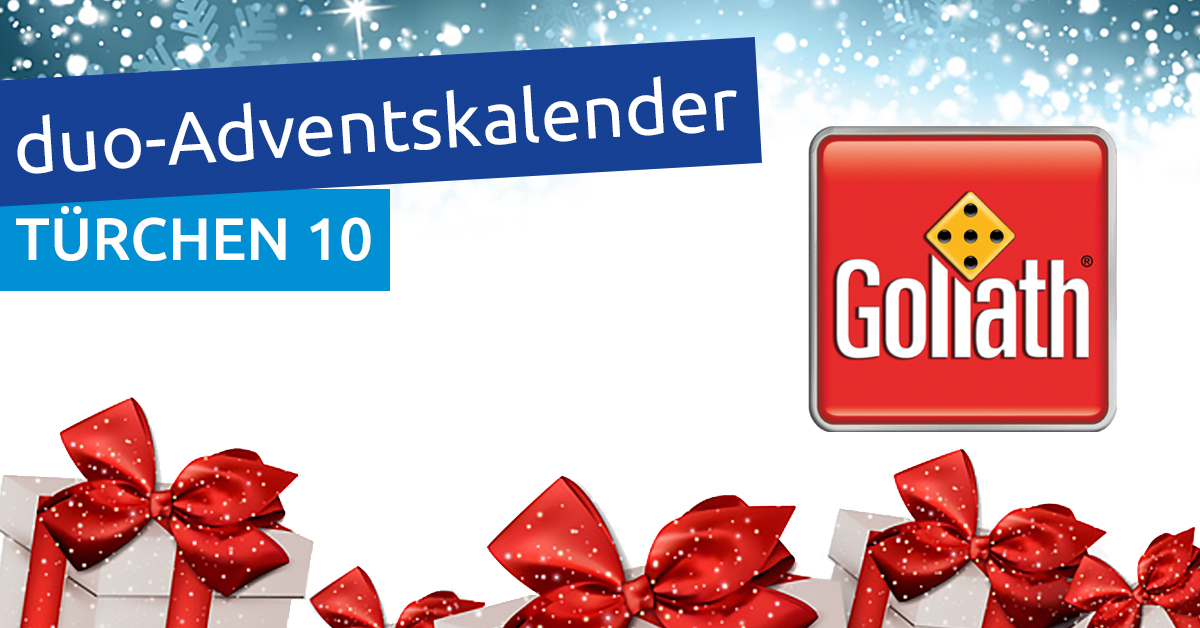 2019 Adventskalender Türchen 10