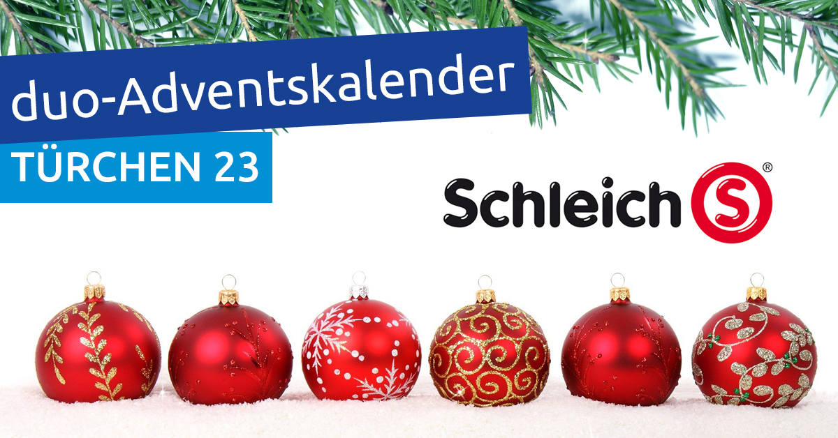 duo-Adventskalender 2020: Türchen 23
