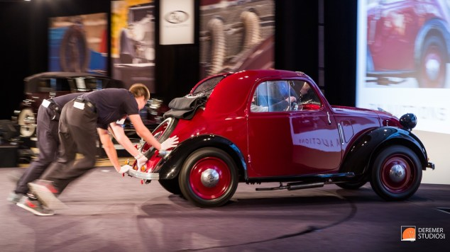 2014 03 Amelia Concours Day 2 - 15 RM Auction Live