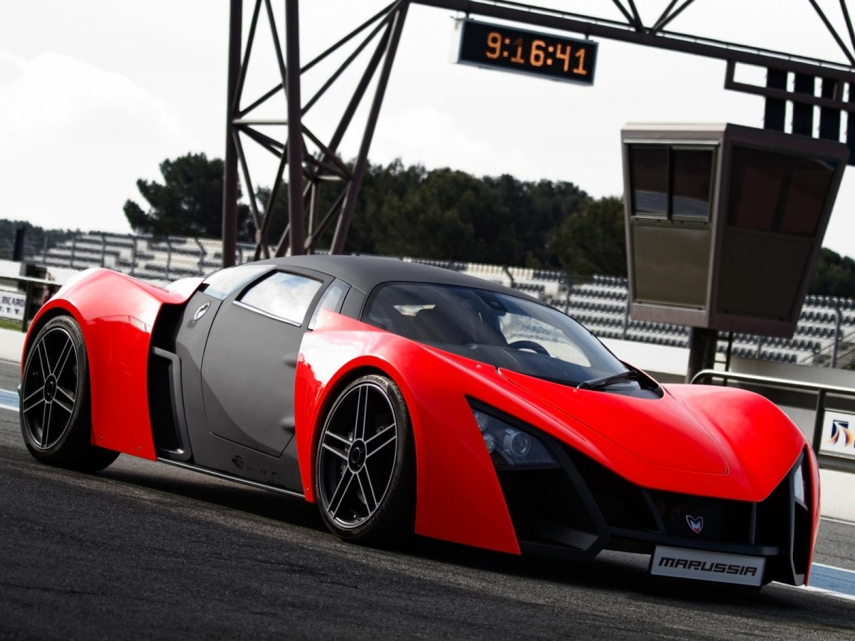 Marussia B2 News and Information - Autoblog