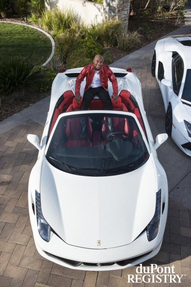 All Wheel Drive Cars List >> Floyd Mayweather's Car Collection in Las Vegas (Gallery ...