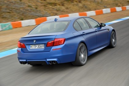 BMW M5 Competition Package 5
