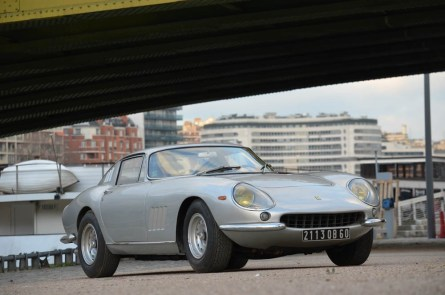 Lot 117-1966 Ferrari 275 GTB berlinette vendu 1,9ME - 2,2M$, copyright Artcurial