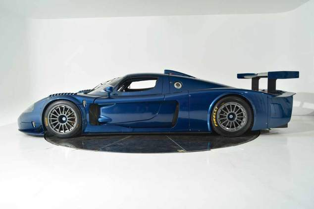 blue victory 2005 maserati mc12 corsa for sale. Black Bedroom Furniture Sets. Home Design Ideas