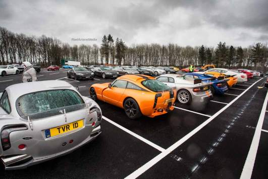 A-variety-of-supercars