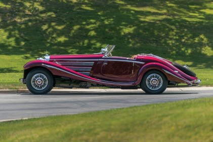 The 1938 Mercedes-Benz 540K Special Roadster