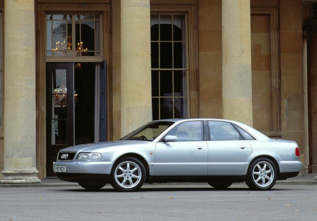 The first generation of the A8