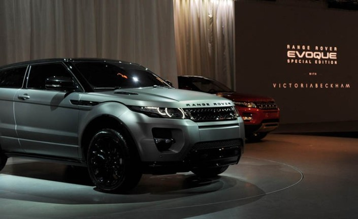 Afternoon Tea Party as Land Rover launch the Range Rover Evoque Special Edition with Victoria Beckham at the Central Academy of Fine Arts on April 22, 2012 in Beijing, China. Pic Shows: Atmosphere Pic Credit: Dave Benett