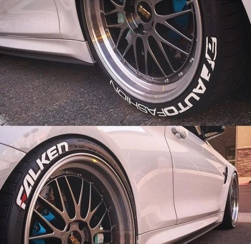 falken white letter tires customize your tires tire letters and logos by tire stickers 16366
