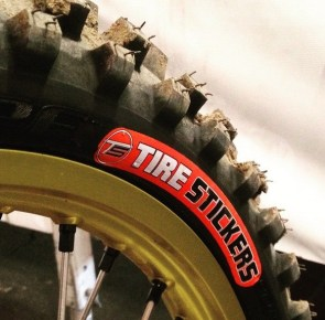 Tire Stickers Motorcycle