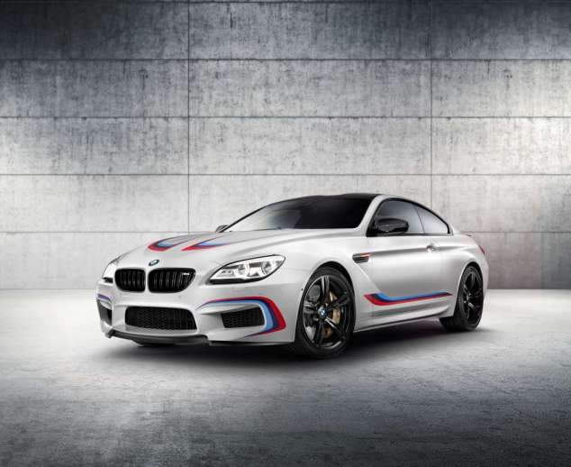 BMW M6 Coupe Competition Edition (7)