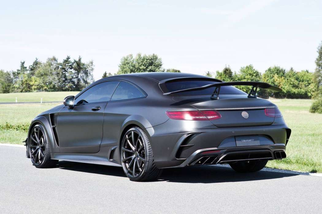 Mansory Black Edition S63 Coupe (3)