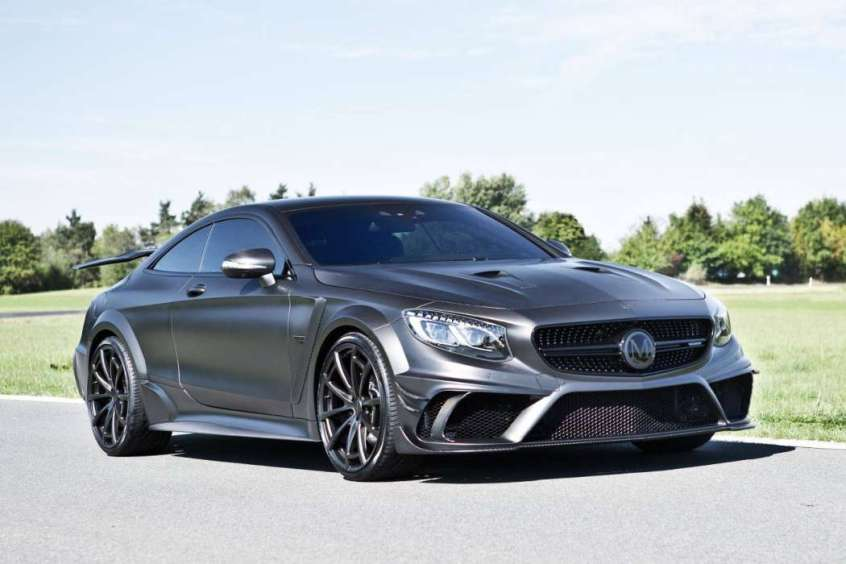 Mansory Black Edition S63 Coupe (4)