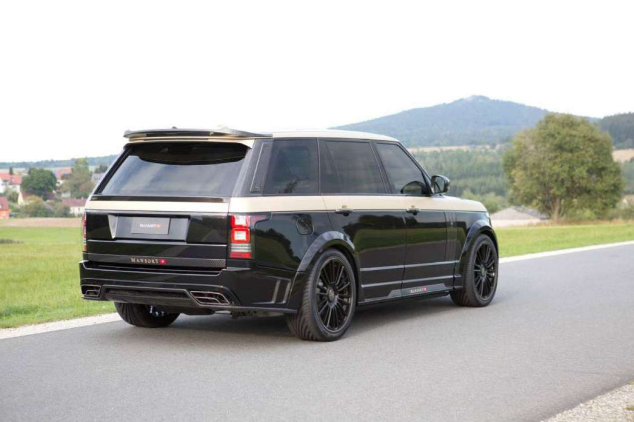 Mansory Range Rover Autobiography (3)
