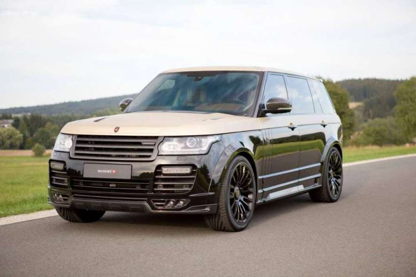 Mansory Range Rover Autobiography (4)