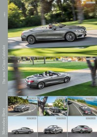 The new S-Class Cabriolet