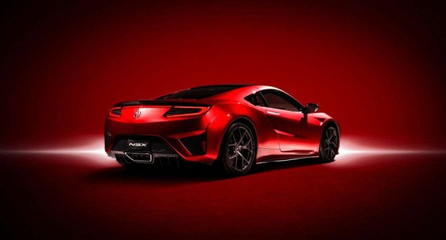 Next Generation Acura NSX.