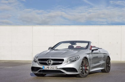 "The Mercedes-AMG S63 4MATIC Cabriolet ""Edition 130"""