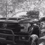 Up Close With The Ford F 150 Black Ops Edition By Tuscany