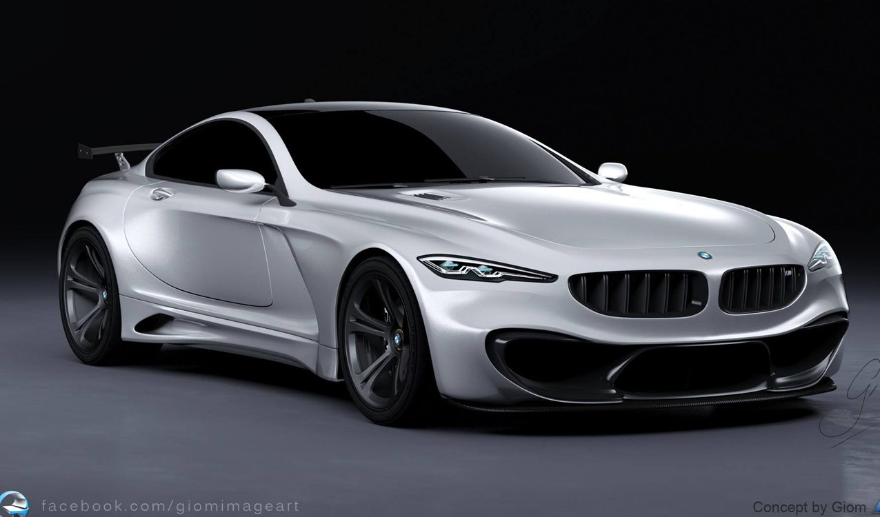 hight resolution of woah the bmw m8 supercar is actually happening