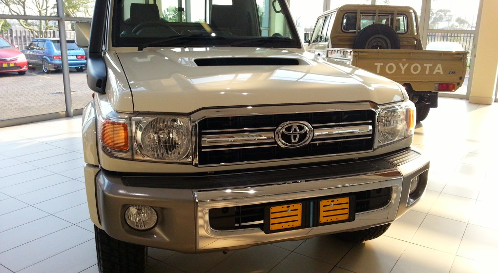The Big Daddy Land Cruiser 79 V8 Has Landed Durban South Toyota Blog