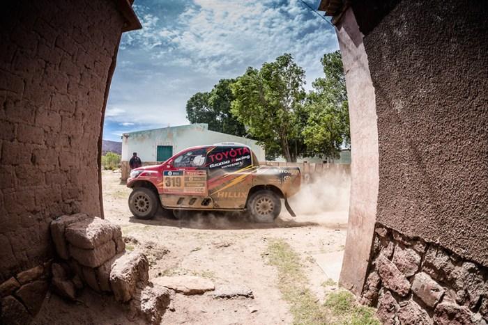 Dakar 2016 Argentina