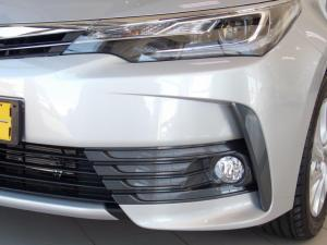 Corolla 2017 - New Grille With Vents for Airflow