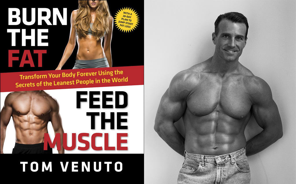burn the fat top fitness books