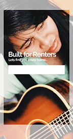 built for renters mobile