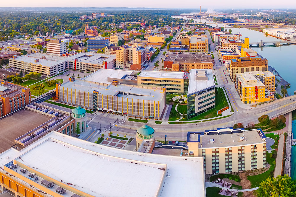 green bay wisconsin, a top city for renters