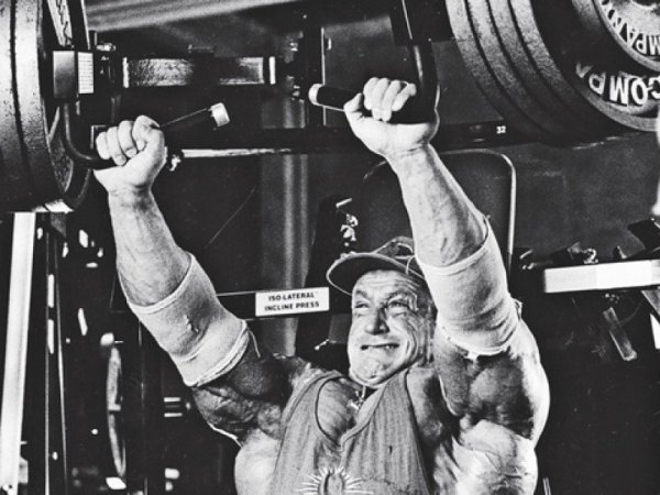 Dorian Yates only fallowed the HIT training system and he was able to workout with high weights in order to achieve muscle fatigue.