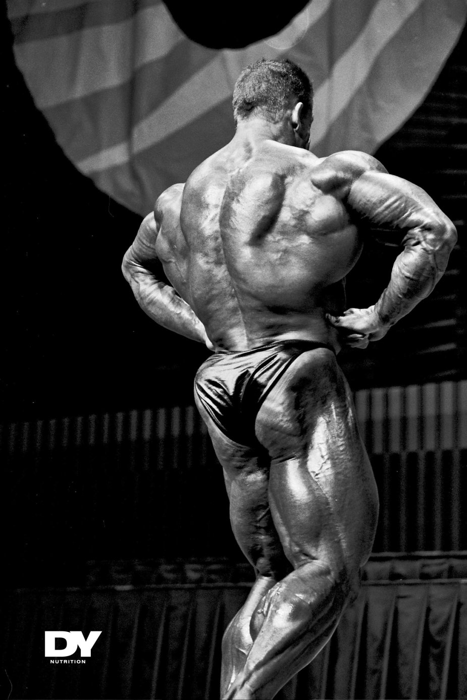 Dorian's biggest advantage was his back, especially the lats spread which could have won Mr. Olympia alone.