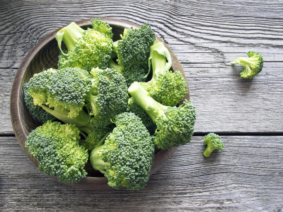 Chromium is naturally found in vegetables such as broccoli