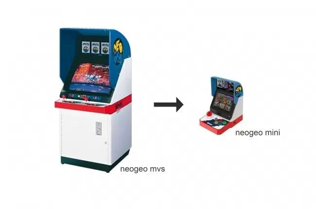 ゲーム機サイズ比較