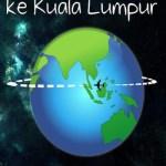 Ulasan Buku:  Dari Kuala Lumpur Ke Kuala Lumpur