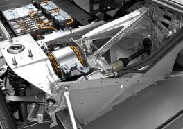 Elektromotor des i3. Quelle: BMW Group