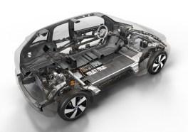 Querschnitt BMW i3. Quelle: BMW Group