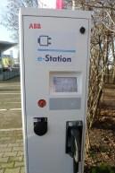 ABB VW e-Station