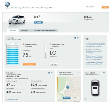 VW Car-Net